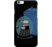Daleks in Disguise - Ninth Doctor iPhone Case/Skin