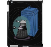 Daleks in Disguise - Ninth Doctor iPad Case/Skin