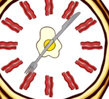 It's BACON TIME all the  TIME!! Sticker