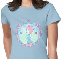Pearl Nouveau Womens Fitted T-Shirt