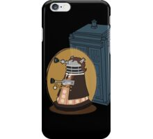 Daleks in Disguise - Eighth Doctor iPhone Case/Skin
