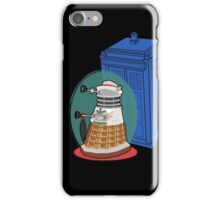 Daleks in Disguise - Seventh Doctor iPhone Case/Skin