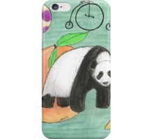P is for Panda iPhone Case/Skin