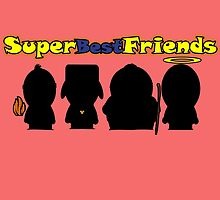 SouthPark- Super Best Friends by DannyGirlM