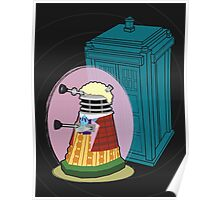 Daleks in Disguise - Sixth Doctor Poster