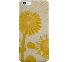 While the sun is shining, bask in it! iPhone Case/Skin