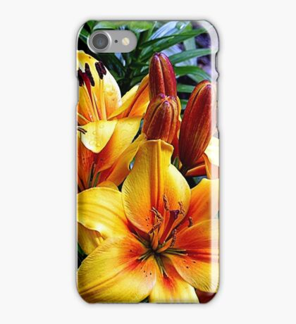 Lily of the Day iPhone Case/Skin