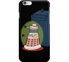 Daleks in Disguise - Fifth Doctor iPhone Case/Skin