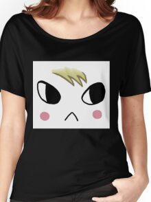 animal crossing marshal face Women's Relaxed Fit T-Shirt