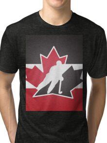 Team Canada Tri-blend T-Shirt