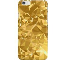 Gold Triangles iPhone Case/Skin