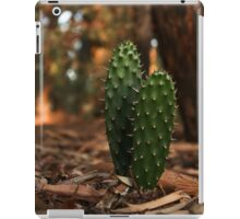 Young Prickly pear leafs... iPad Case/Skin