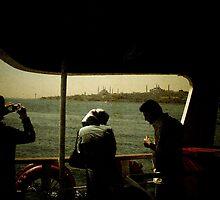 İstanbul 04 Boğaziçi vapuru by steffen