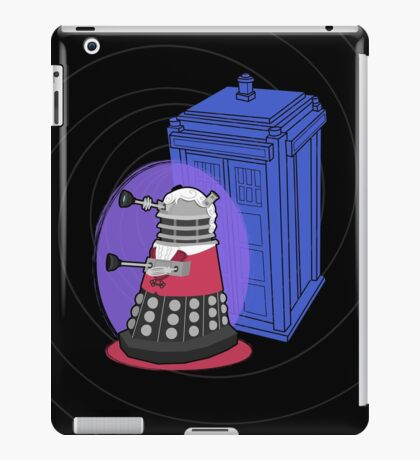 Daleks in Disguise - Third Doctor iPad Case/Skin