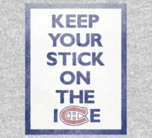 Keep Your Stick On the Ice Kids Clothes