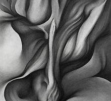 Iris Series #3 by David Sanders