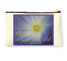 Be Still Studio Pouch
