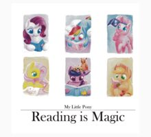 Reading is magic Kids Clothes