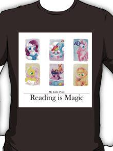 Reading is magic T-Shirt