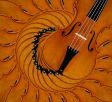 Gratuitous Violins Sticker