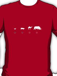 Avian: check, Swine: check (V_2) T-Shirt