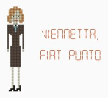 The IT Crowd – Viennetta Fiat Punto by PonchTheOwl