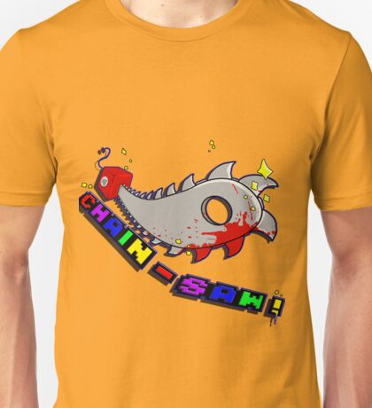 CHAIN-SAW! Unisex T-Shirt