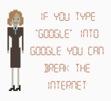 "The IT Crowd – If You Type ""Google"" into Google Kids Clothes"