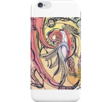 Pastel Watercolor Design iPhone Case/Skin