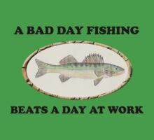 A bad day fishing.... by Kayleigh Walmsley
