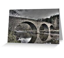 Potarch, Aberdeenshire Greeting Card