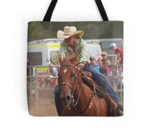 Tag Chaser Tote Bag