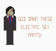The IT Crowd – God Damn These Electric Sex Pants! by PonchTheOwl