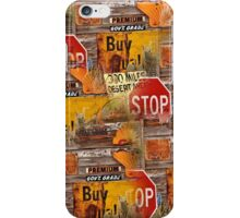Desert History iPhone Case/Skin