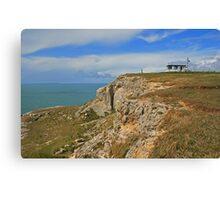 Lookout Station Canvas Print