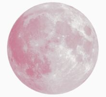 Pink Full Moon T-Shirt