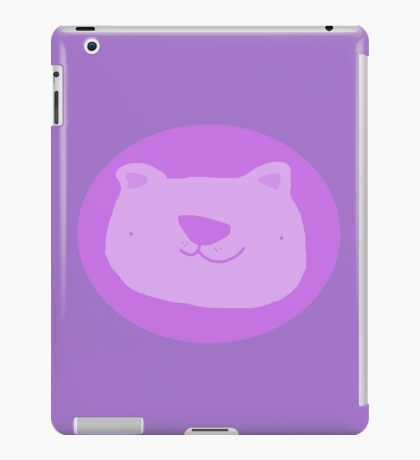 Mr. Bear iPad Case/Skin