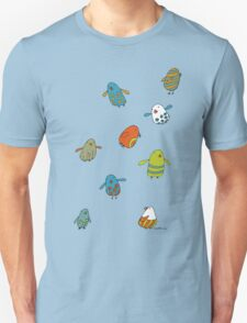 flying school Unisex T-Shirt