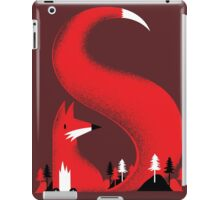 S like fox iPad Case/Skin