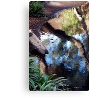 Watercolors Canvas Print