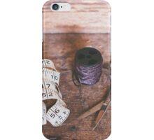 Sew iPhone Case/Skin