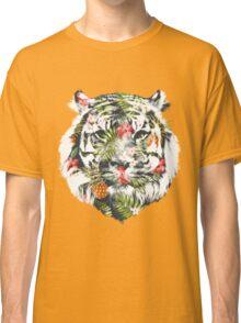 Tropical Tiger Classic T-Shirt