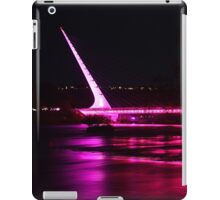 The Sundial Bridge 2013 iPad Case/Skin