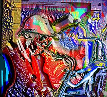 SAX  & TUBA by BOOKMAKER