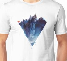 near to the edge Unisex T-Shirt