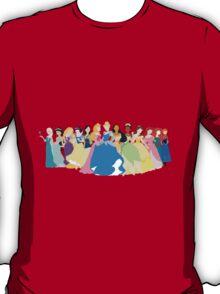 Princesses 2 T-Shirt