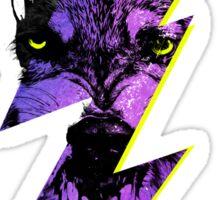 ThunderWolf Sticker
