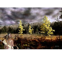 Indian Summer in the North Country Photographic Print
