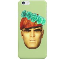 FlowerCrown Boone iPhone Case/Skin