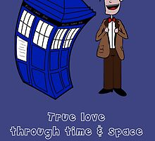 True love through time& space by Nana Leonti
